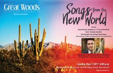 Great Woods Symphony Orchestra, spring 2017