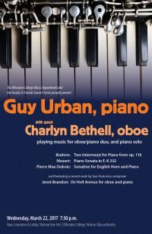 Guy Urban, piano