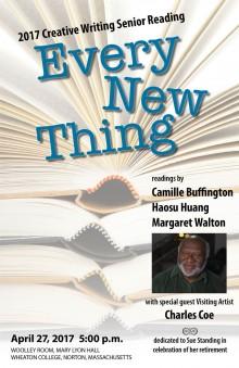 2017 Creative Writing Senior Reading